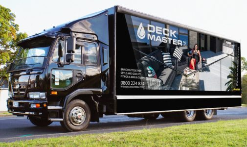 Deckmaster – Deck on wheels